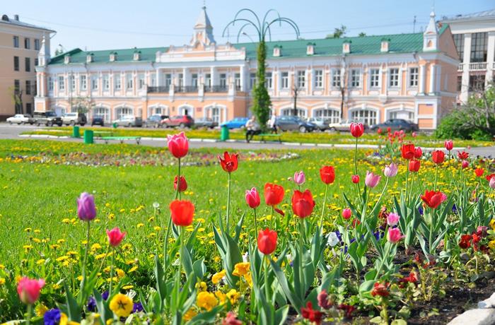 Вологду озеленят почти на 13 млн рублей в 2016 году