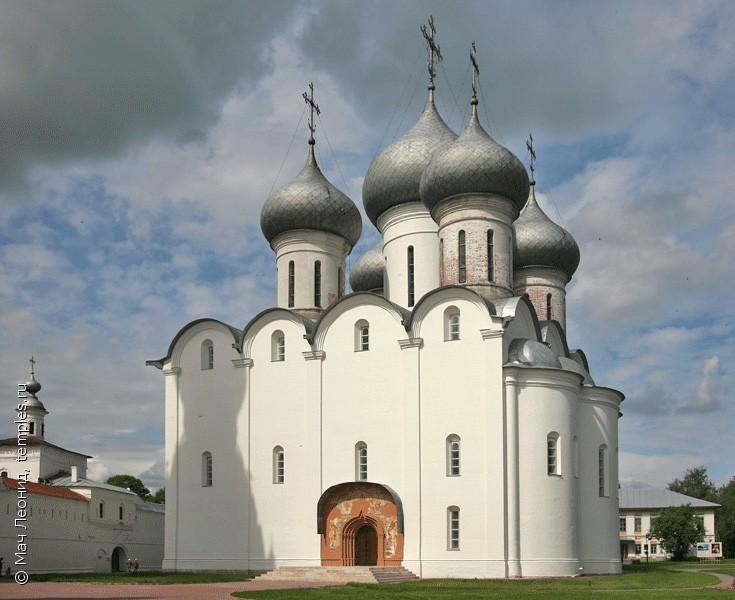 Богослужения в Софийском соборе Вологды станут регулярными