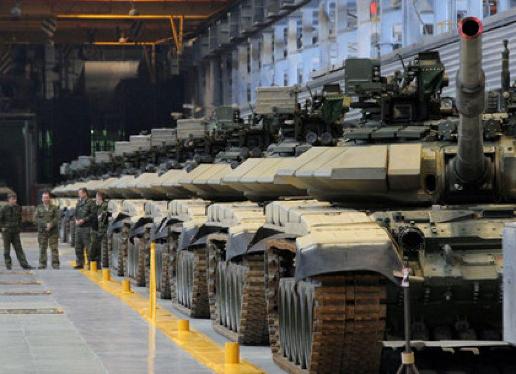 Вологодская область будет наращивать объемы производства для «оборонки»