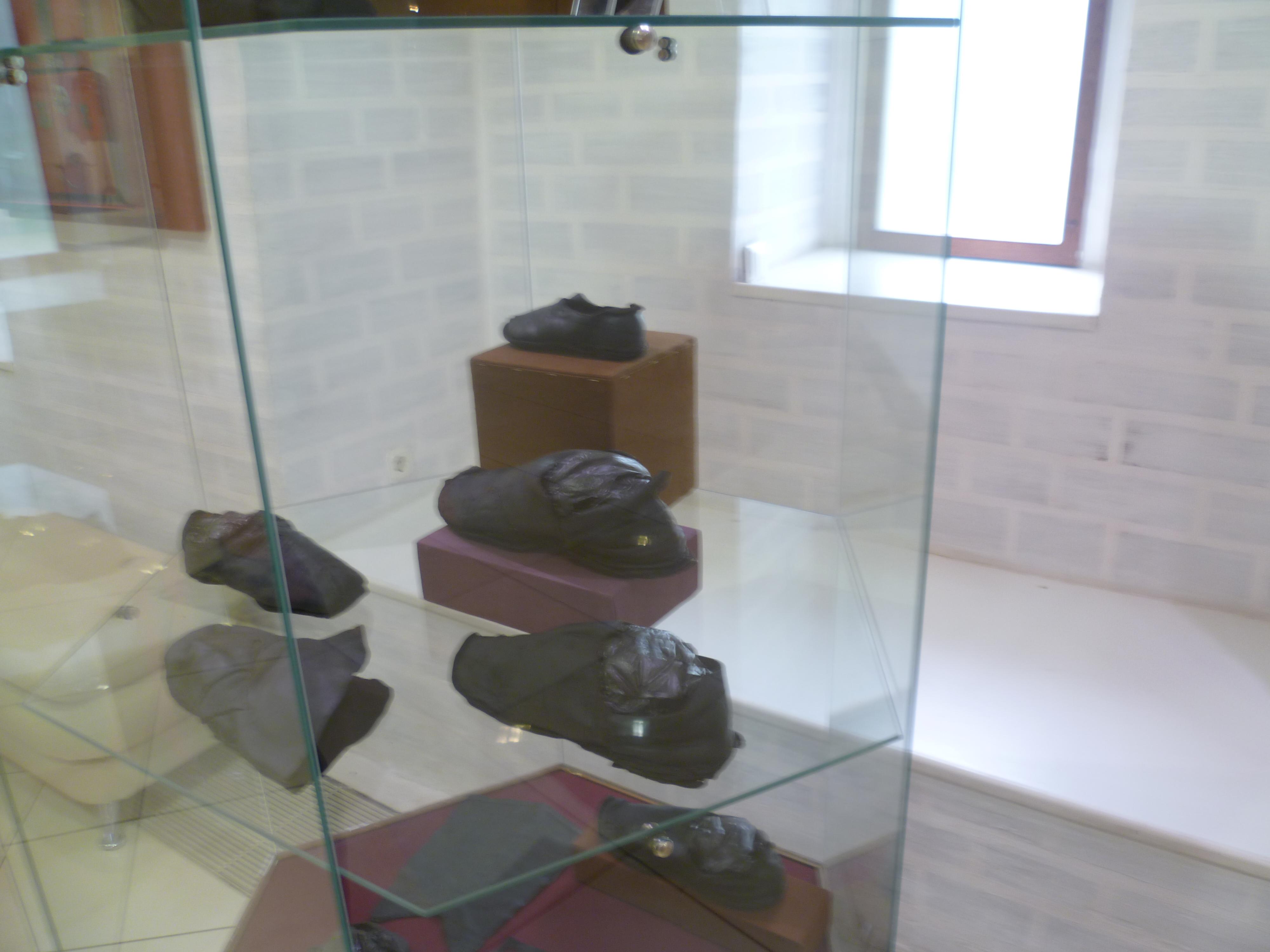 В Вологде найдена одна из самых больших в России коллекций кожаной обуви