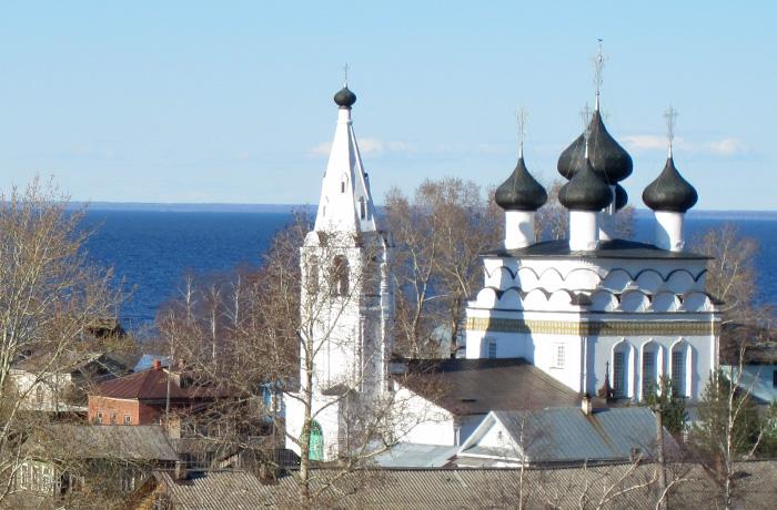 Череповецкая епархия просит передать себе шесть храмов