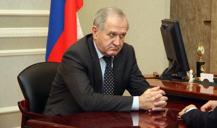 Владимир Булавин освобожден от должности полпреда президента в Северо-Западном федеральном округе