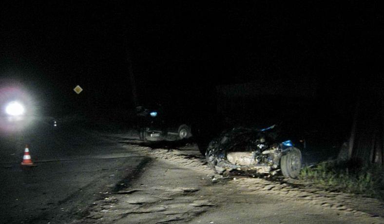 В Бабаево из-за пьяного водителя пострадала семья с ребенком
