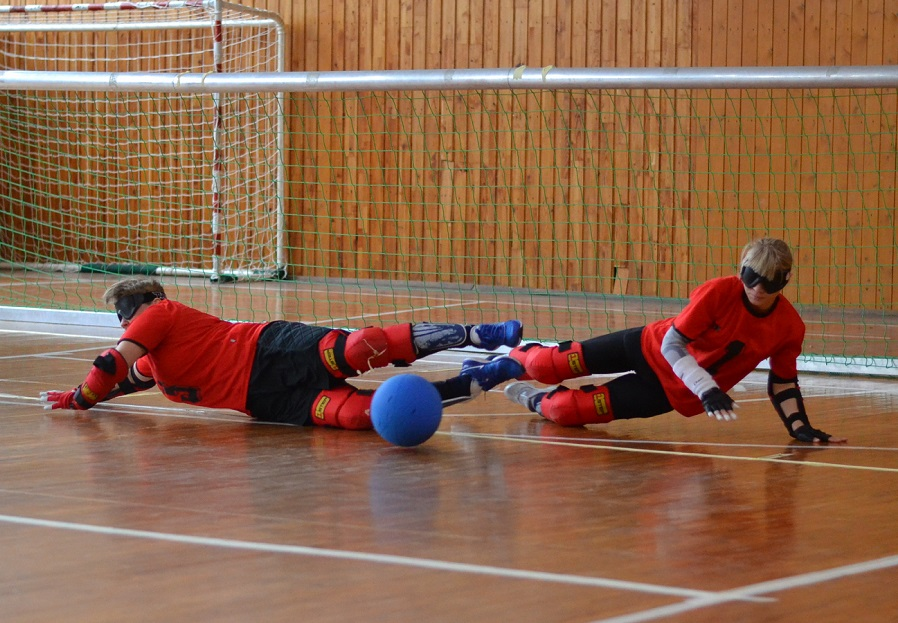 "Вологжанки взяли ""серебро"" на Международном турнире по голболу"