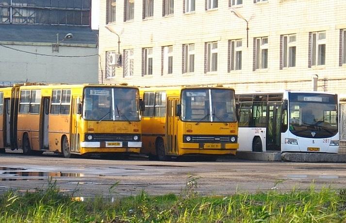 Вологодское ПАТП пустило в рейсы дополнительные автобусы вместо арестованных ЛИАЗов