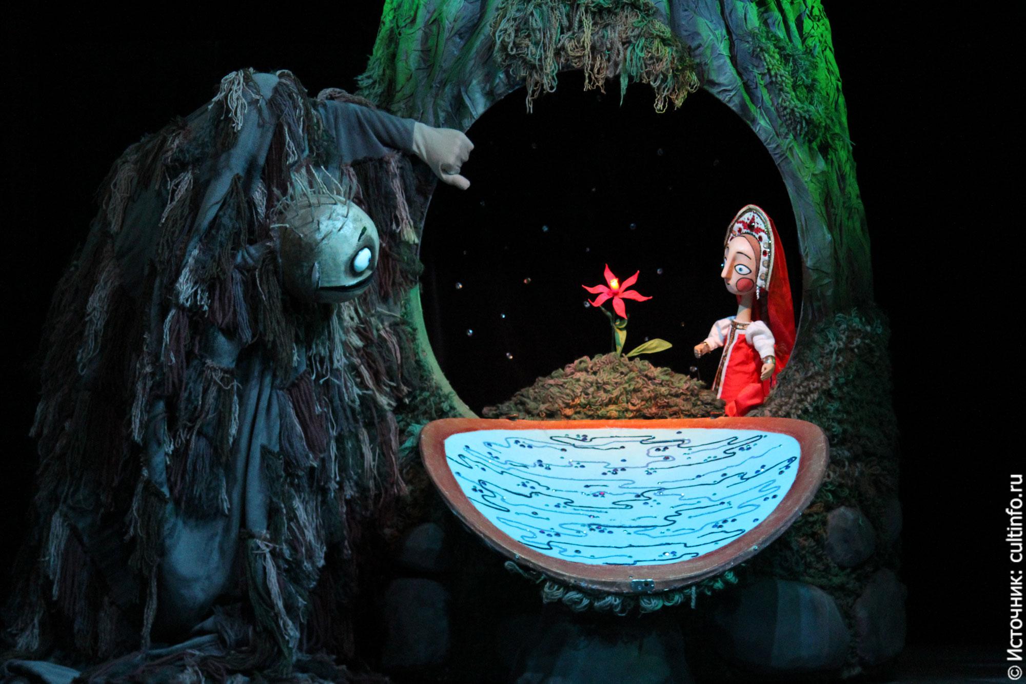 В Вологде кукольный театр открывает  новый сезон спектаклями и для взрослых, и для детей