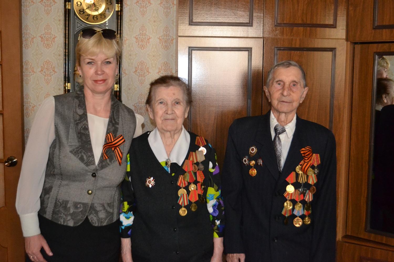 Банк «Северный Кредит»  поздравил  ветеранов с юбилеем Победы