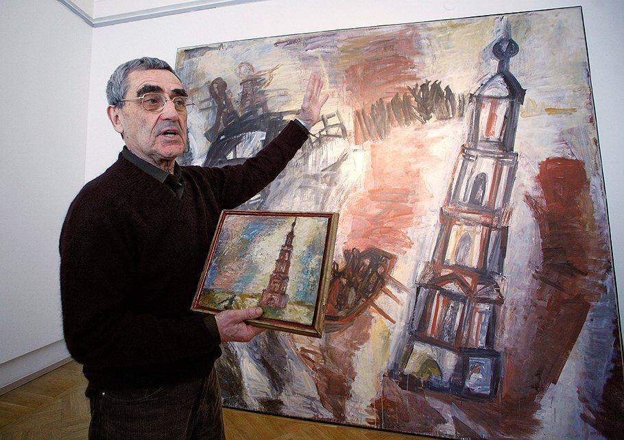 Выставка известного живописца Павла Никонова открывается в Кириллове