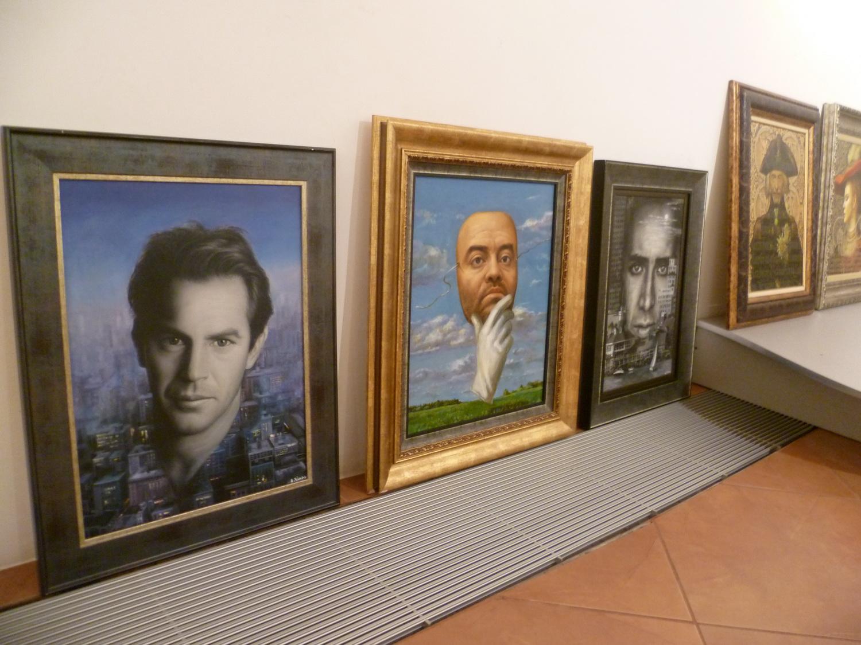 Никас Сафронов приедет в Вологду на открытие своей выставки