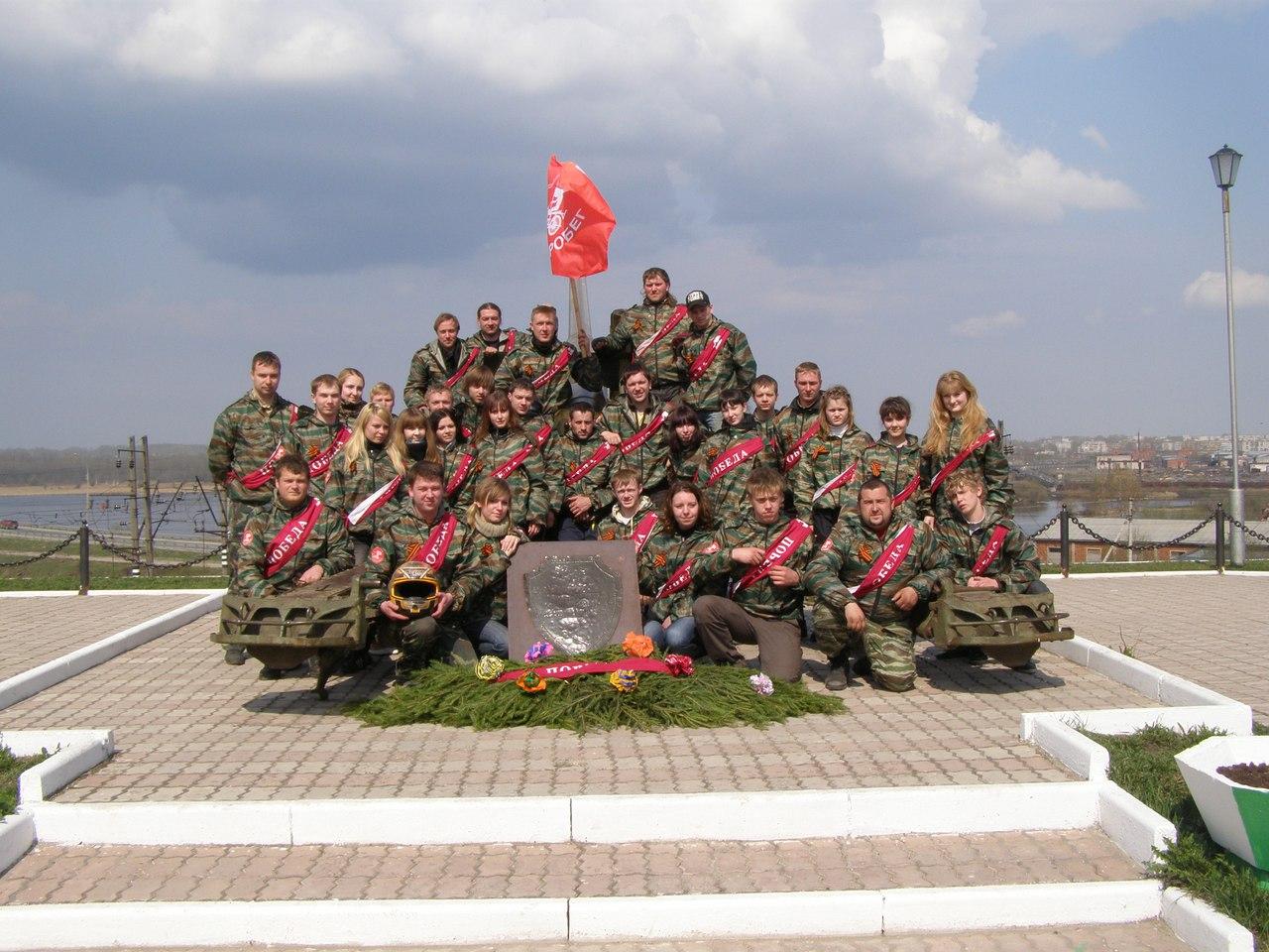 Мотоагитпробег, посвященный годовщине Победы, стартует в Молочном 1 мая