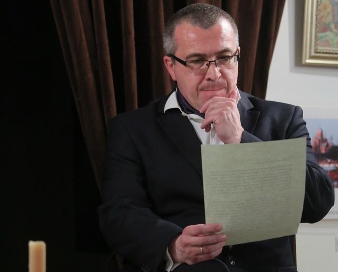 В Вологде текст «Тотального диктанта» прочитает актер Всеволод Чубенко