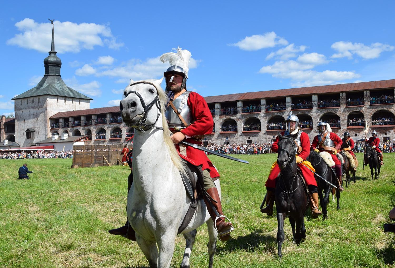 Военно-исторический фестиваль выиграл грант в 400 тысяч рублей