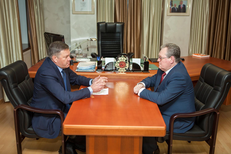 Бывший следователь будет курировать правительство Вологодской области