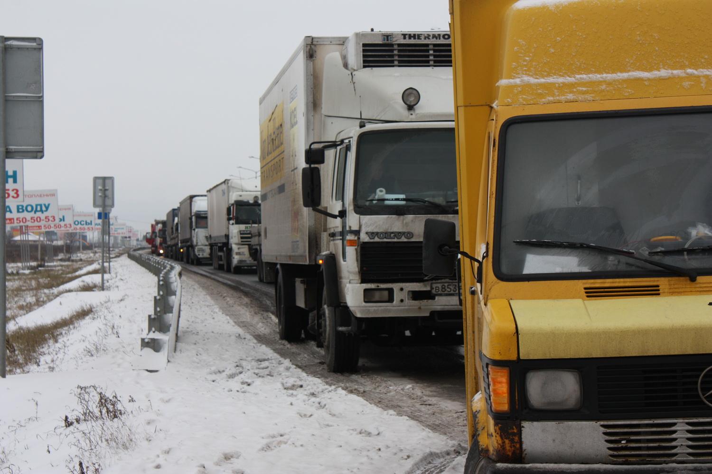 Вологодские дальнобойщики о введении платы за километр: Цифра неадекватная, очень много людей останутся без работы