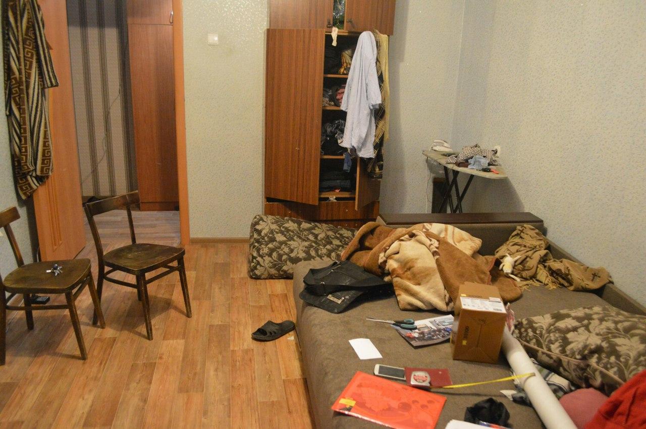 ФСБ обыскала квартиру вологодского блогера Сергея Городишенина