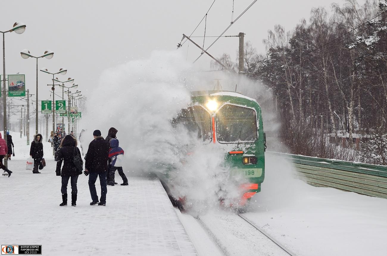 В Вологодской области снова появилась надежда на возвращение электричек