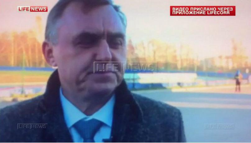 Lifenews, Шулепов и Осколков: ледовая дорожка привела в Вологде к скандалу