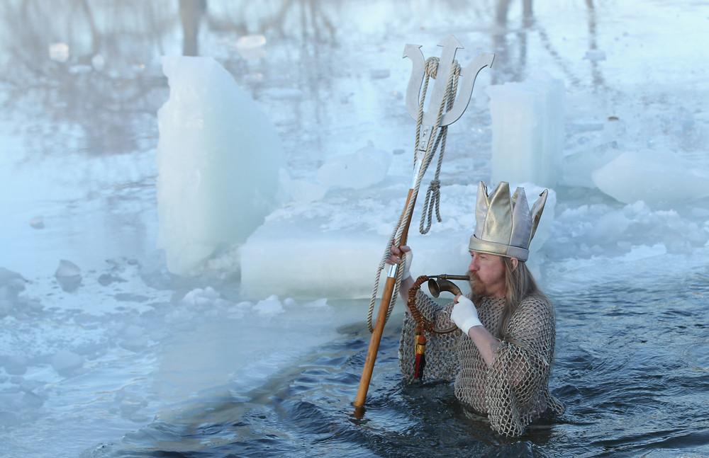 Костюмированный фестиваль зимнего купания «По щучьему велению» пройдет сегодня в Вологде