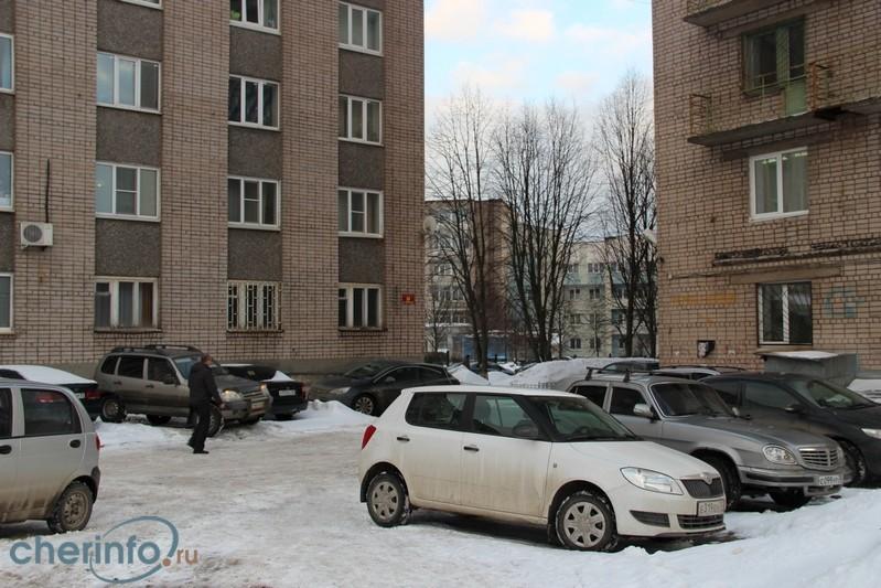 Череповчанин избил соседа до смерти из-за парковочного места