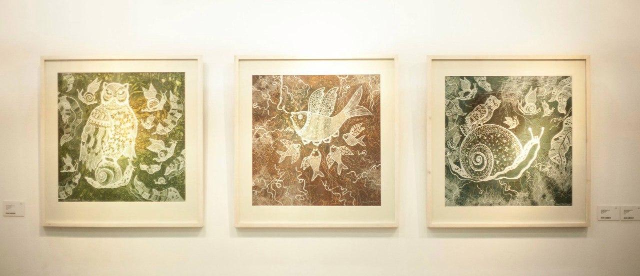 «Экзотическая страна – Бангладеш»: в Череповце открылась выставка  бенгальского художника