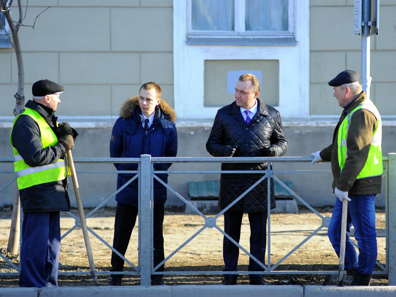 Глава Вологды объявил «мобилизацию всех ресурсов по уборке города»