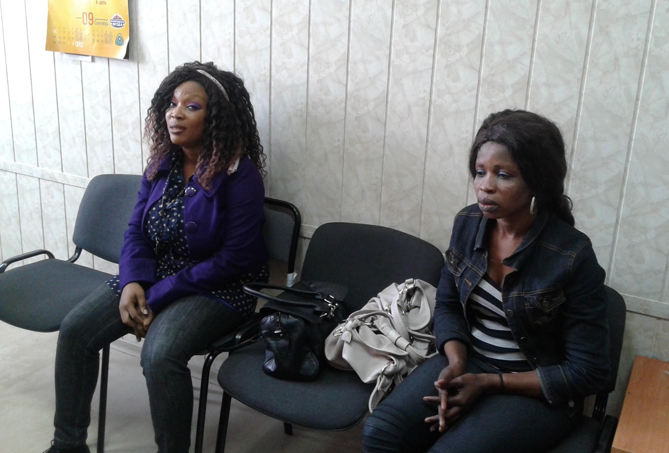 «Нелегал-2015»: В Вологде поймали двух африканок