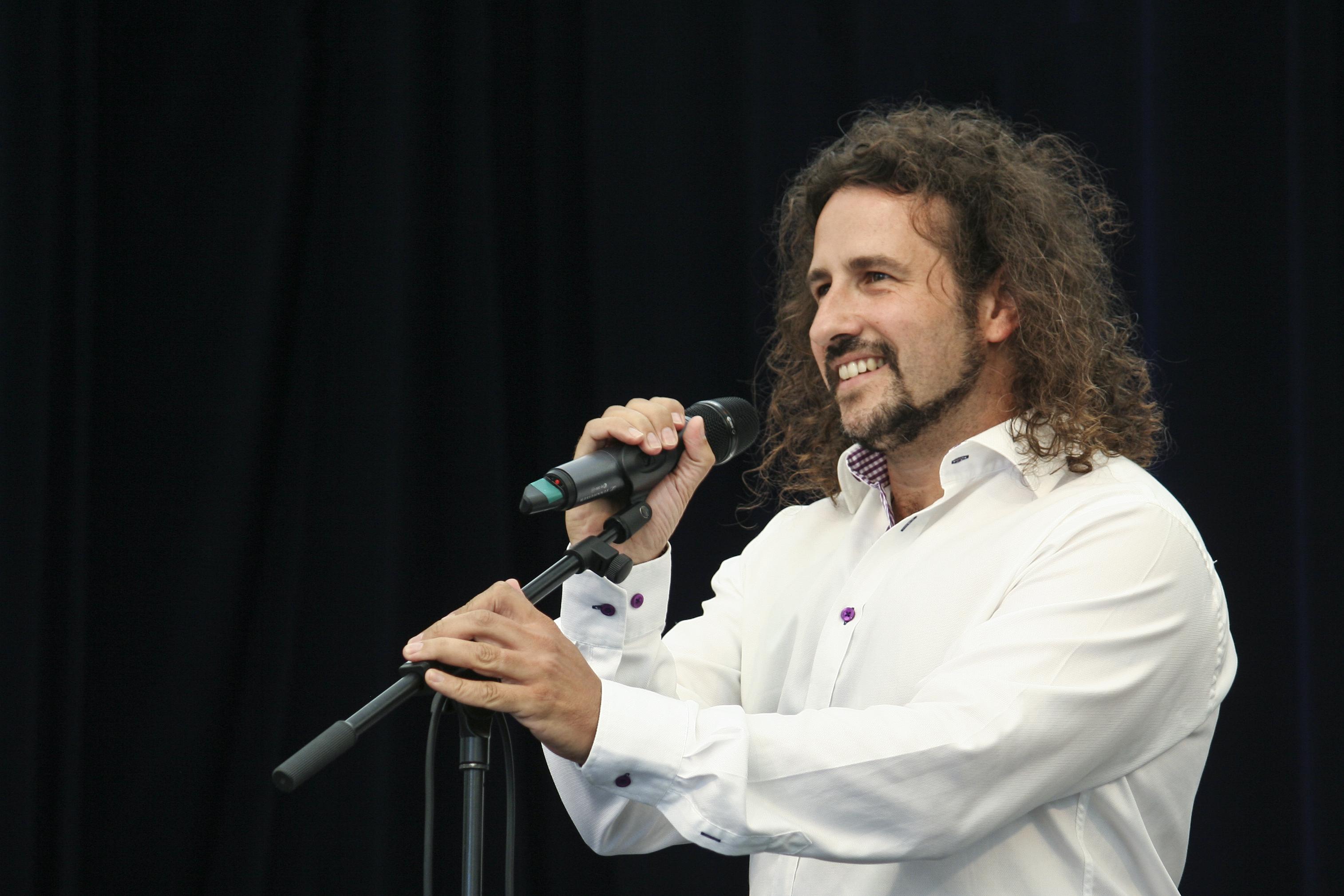 Аргентинец  Мартин Альварадо споет в вологодской филармонии
