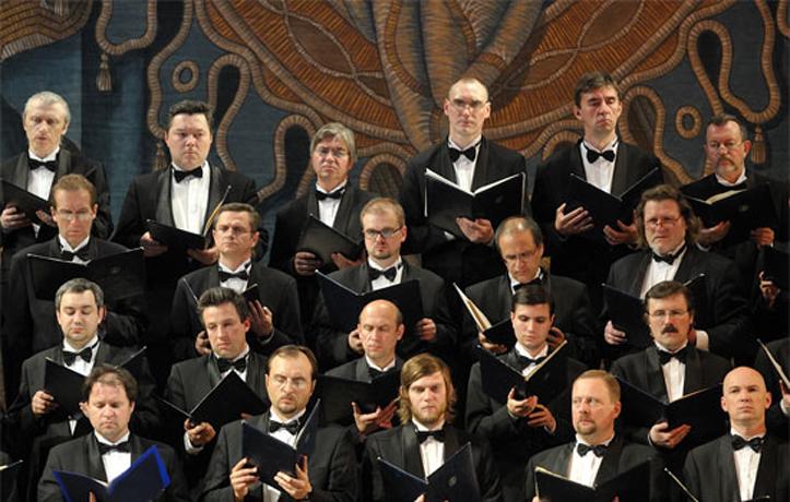 Хор Мариинского театра выступит в Вологде