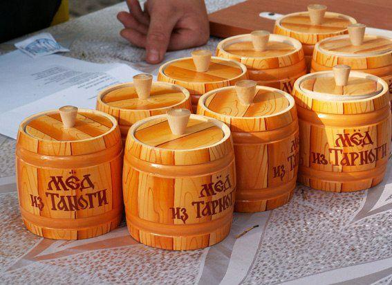 Вологодский мёд можно будет попробовать на празднике в Тарногском районе
