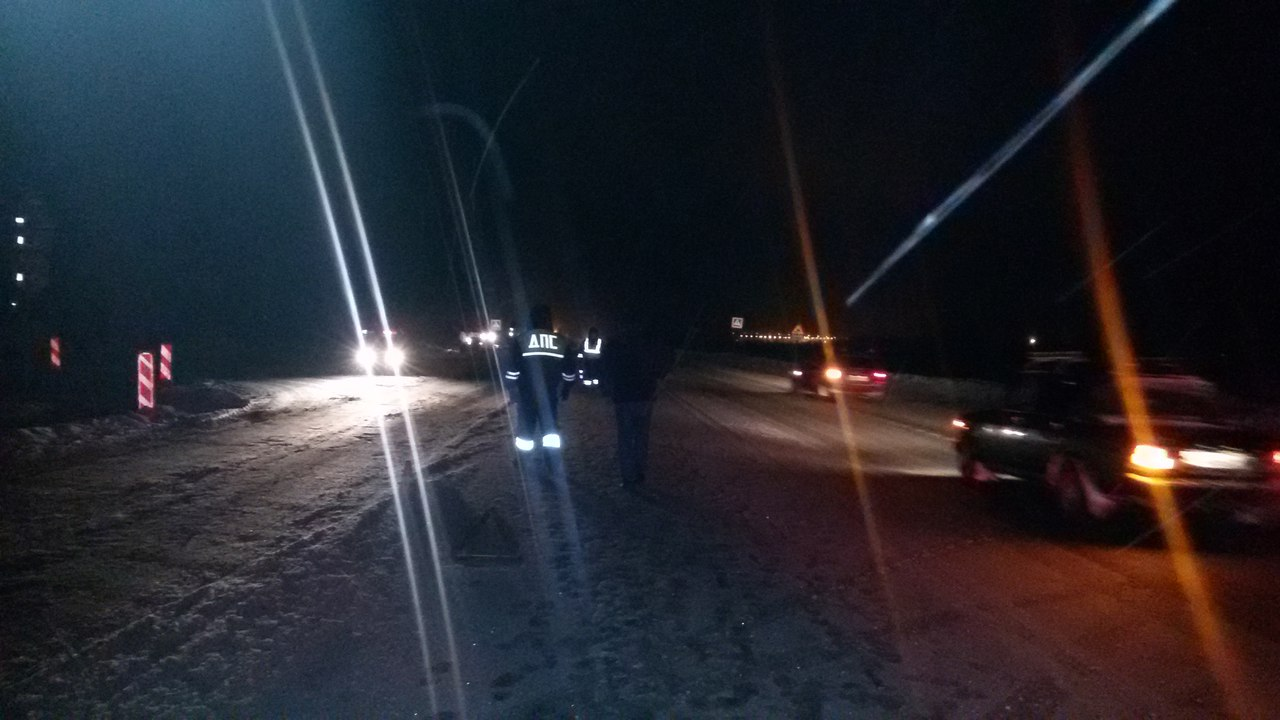 В Череповецком районе насмерть сбили 51-летнюю женщину