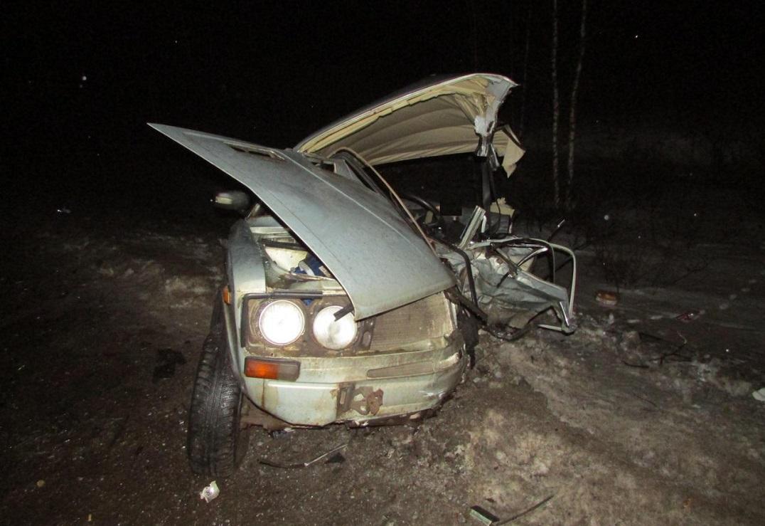 Из-за пьяного водителя без прав в Соколе погиб 25-летний мужчина