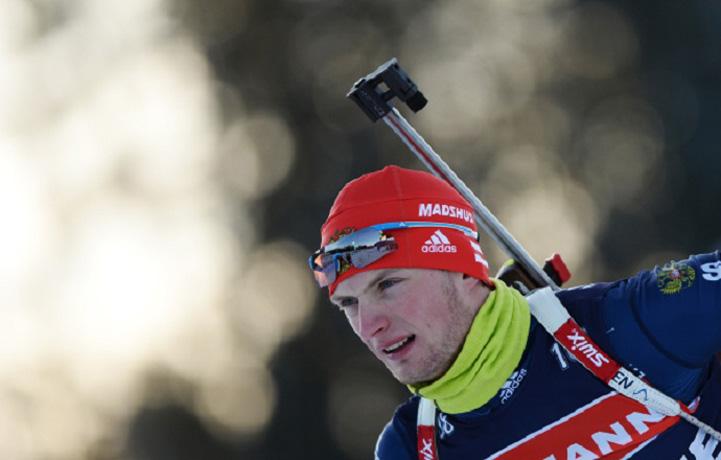 Вологжанин Максим Цветков вошел в сборную России по биатлону