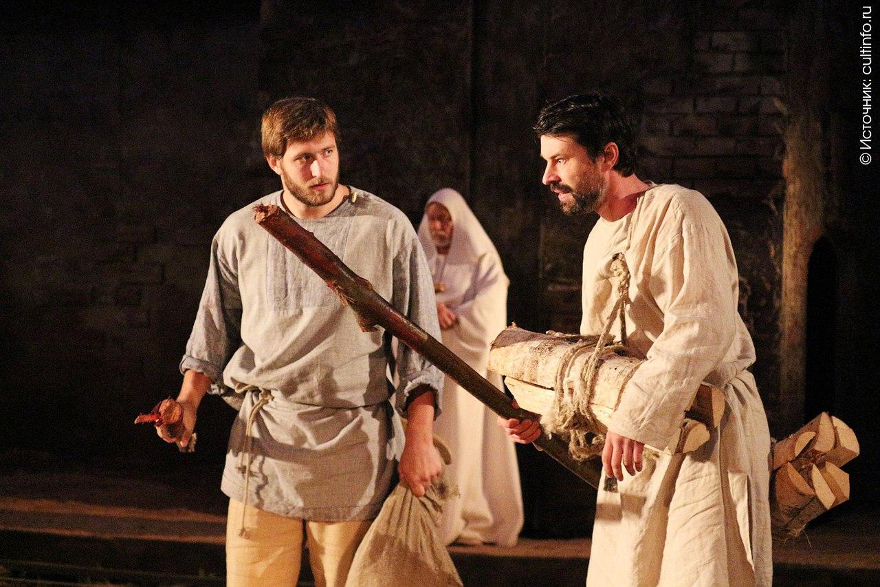 Вологодский  областной драматический театр получил главный приз фестиваля «Голоса истории»