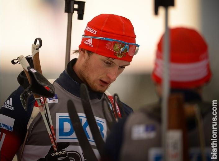 Вологжанин Максим Цветков вошёл в состав смешанной эстафетной сборной России