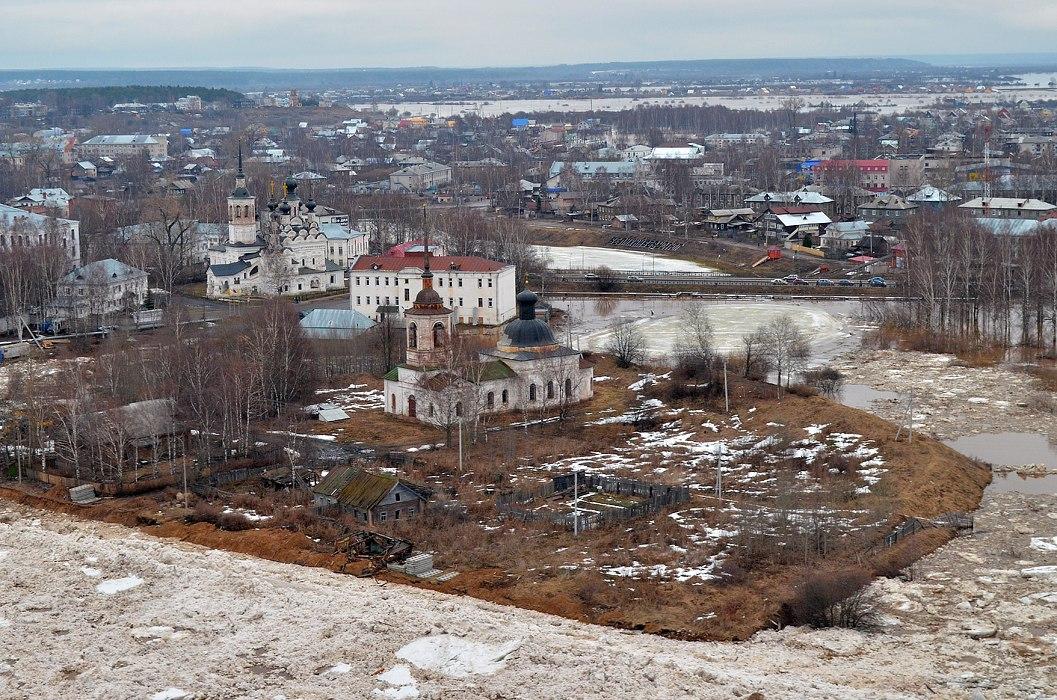 Паводок нанес ущерб сельскому хозяйству Великоустюгского района в 10 миллионов рублей