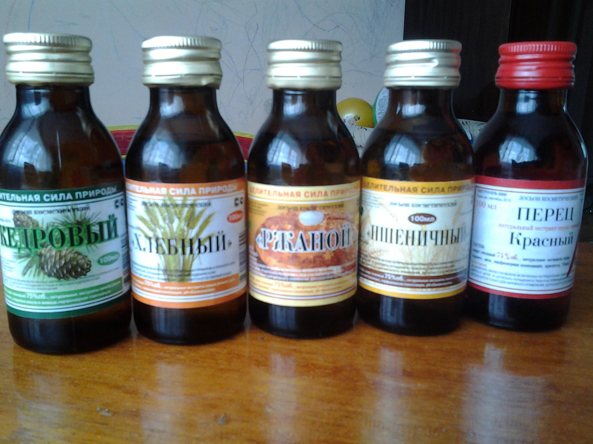 Вологодские депутаты предлагают ограничить продажу спиртосодержащих медицинских настоек
