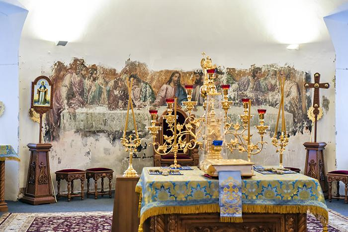 В Воскресенском соборе Вологды обнаружили копию росписи Да Винчи
