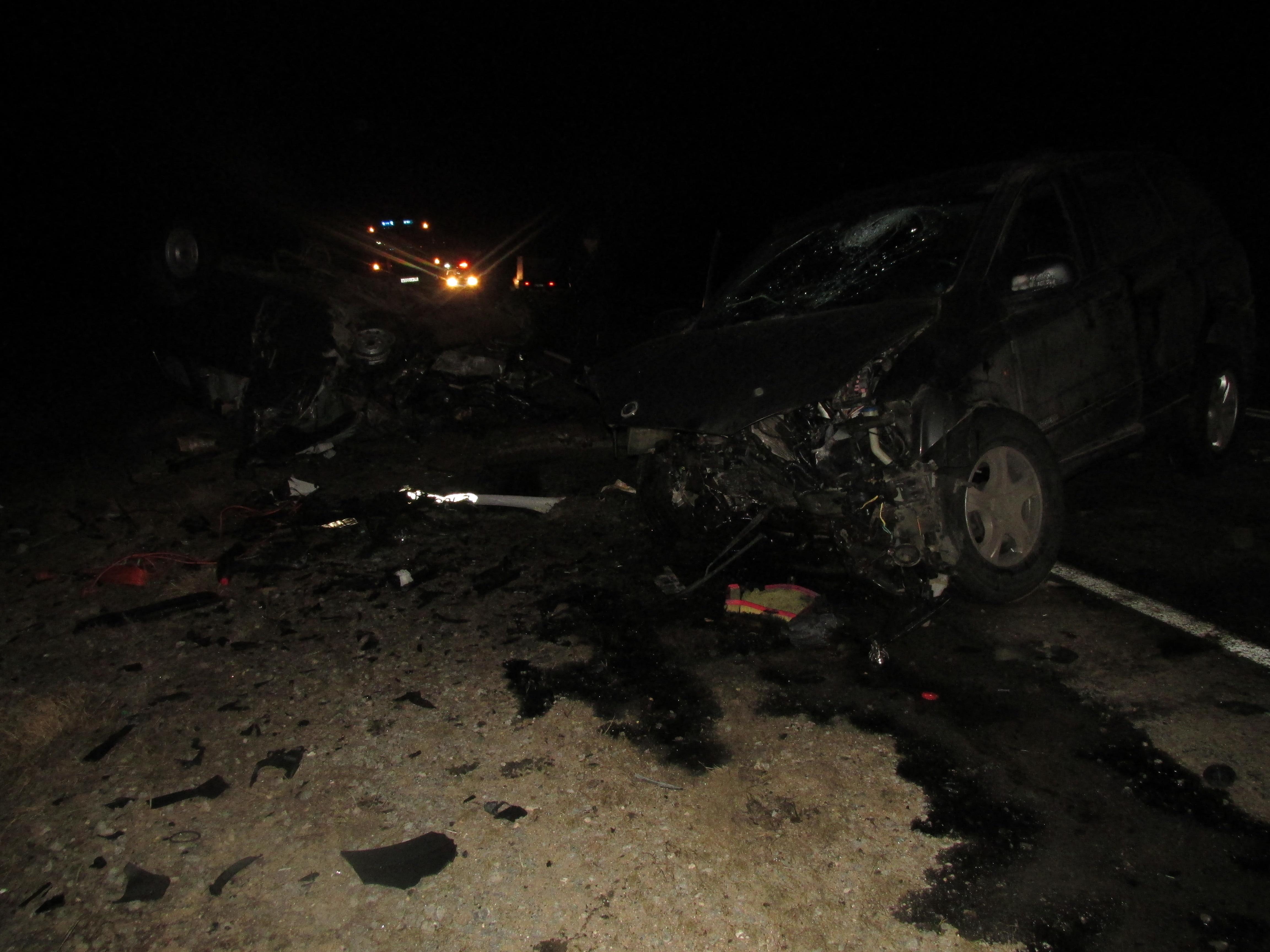 Двое жителей Кировской области погибли в аварии в Чагодощенском районе
