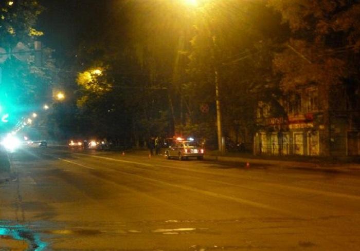Мотоциклист насмерть сбил пешехода в Вологде