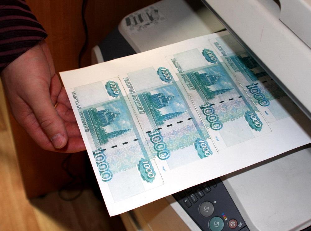 В Вологодской области в оборот стали чаще попадаться фальшивые купюры