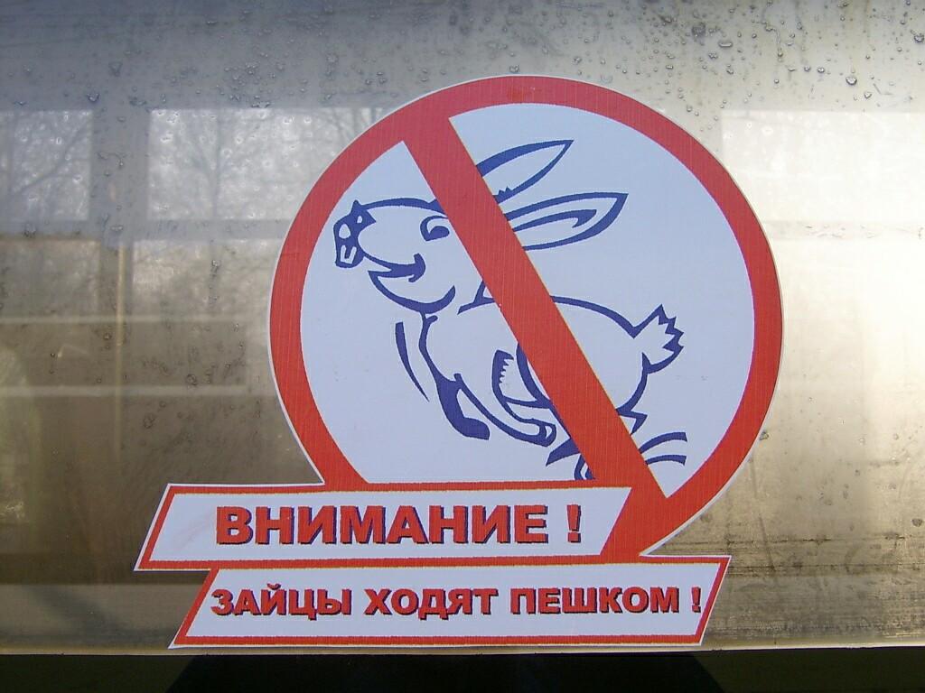 """Штраф для """"зайцев"""" в Вологодской области увеличился до 500 рублей"""