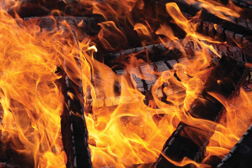 Дом с уснувшим пьяным гостем сгорел в Череповецком районе