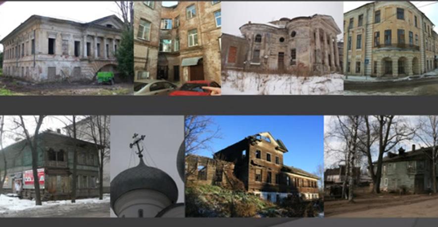 Более чем 200 памятникам в Вологодской области нужна реставрация