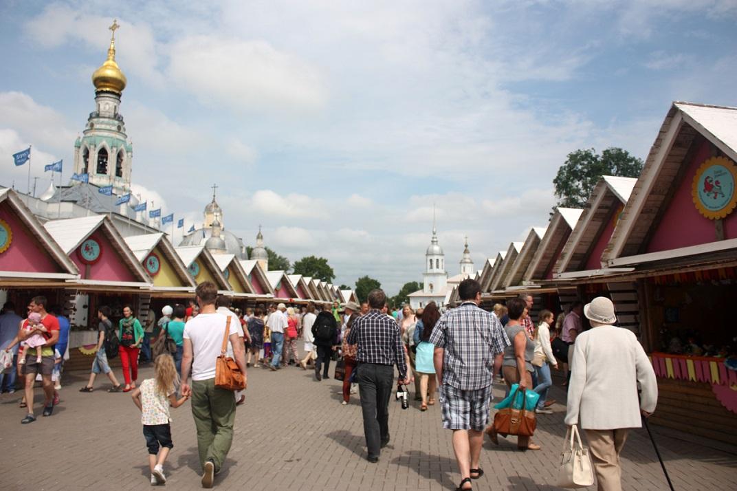 В выходные Вологда отпразднует 869-летие со дня основания города