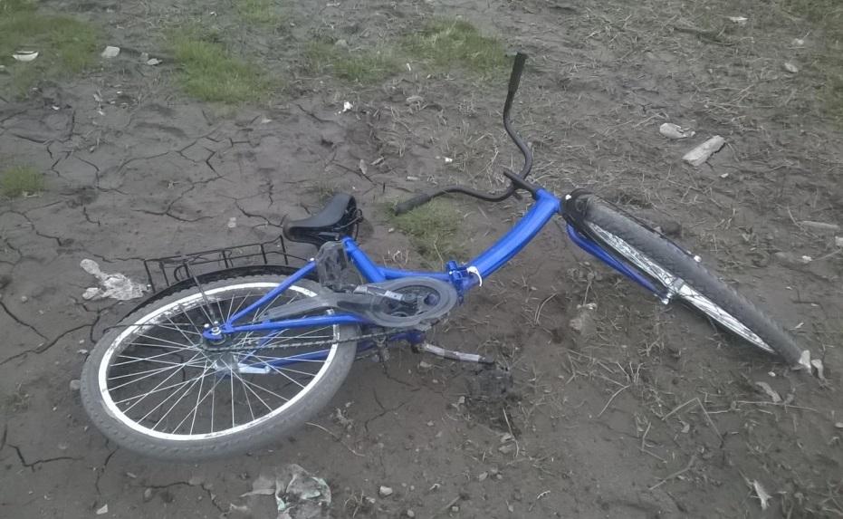 В Соколе иномарка сбила 8-летнего велосипедиста
