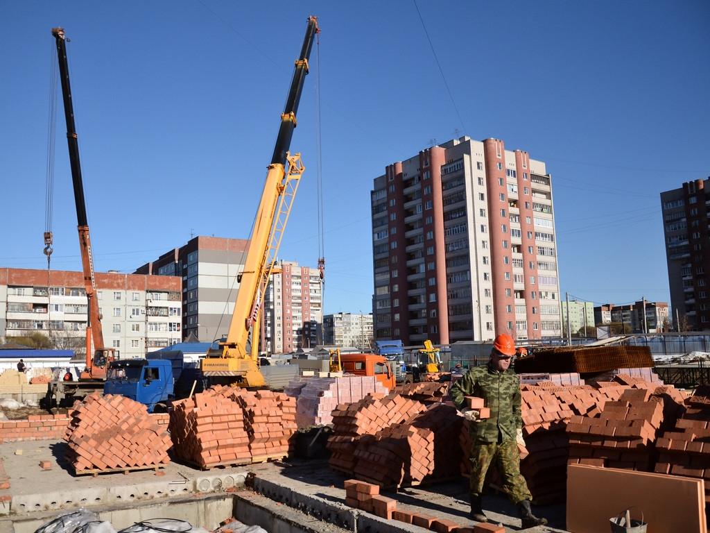 В Вологде приступили к активному строительству детсада на улице Псковской