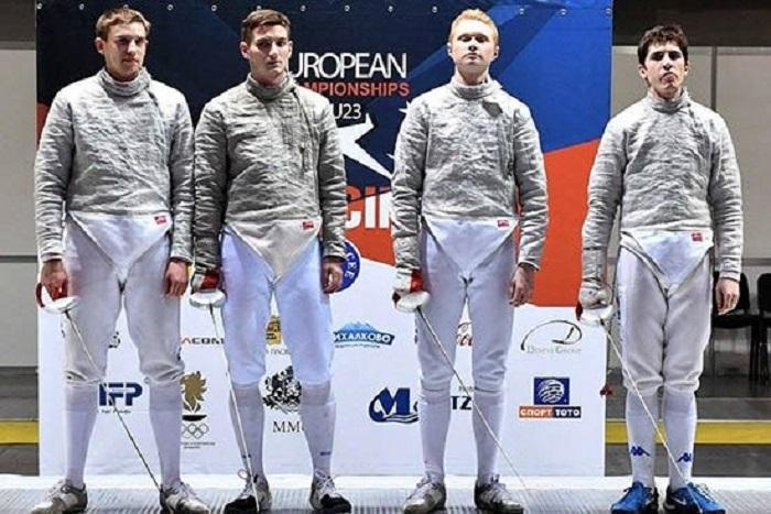 Череповецкий фехтовальщик стал чемпионом Европы в составе российской сборной