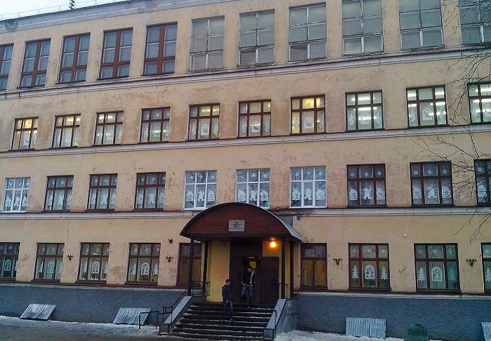 В школу  № 20 в Вологде поступил звонок о минировании