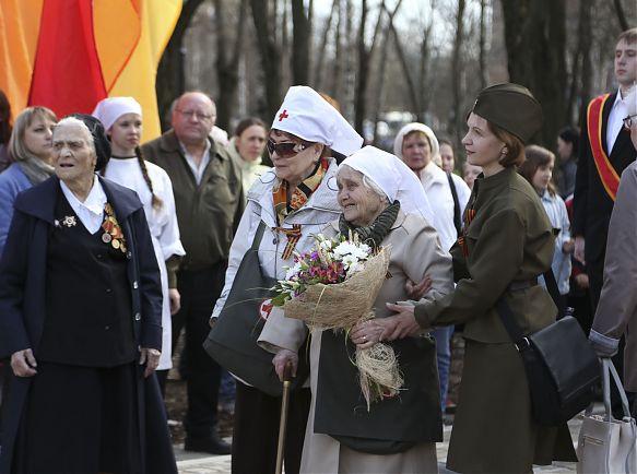 Губернатор предлагает присвоить Череповцу звание «Город воинской славы»