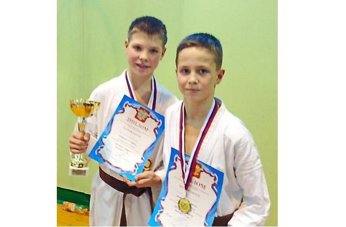 Череповецкие каратисты стали победителями Первенства Москвы по каратэ